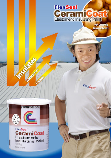 Insulating Paint — Home and Garden — PinoyExchange com
