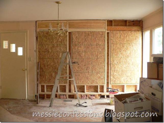 Foyer - Framing A
