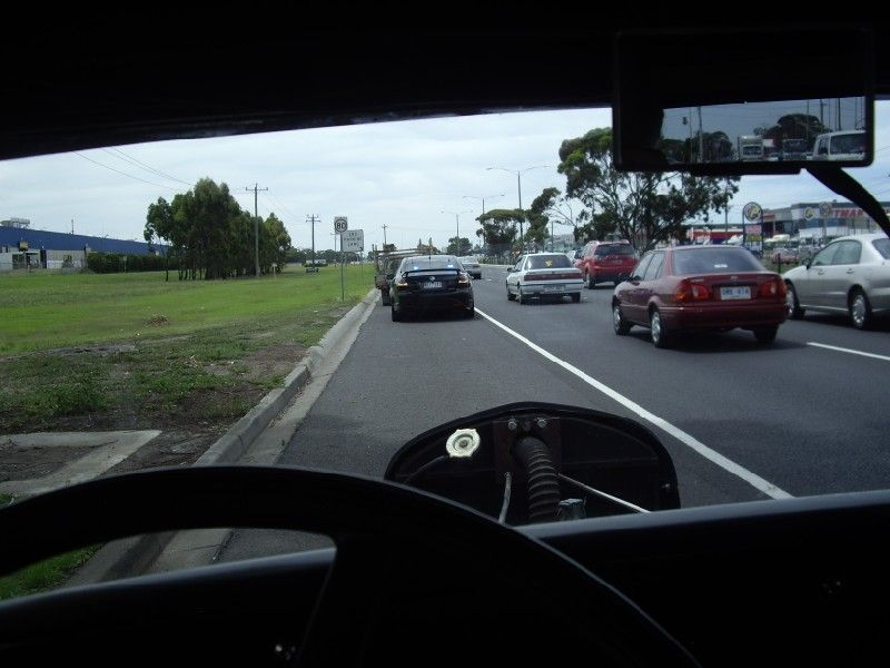 Can A Vicroads Car Pull You Over