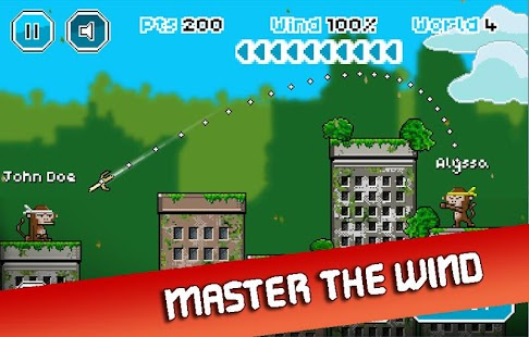 City Monkey: Pixel Artillery Screenshot 27