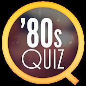 Quiz Master's '80s Music Quiz