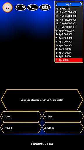 Kuis Millionaire Indonesia 2.14 screenshots 7