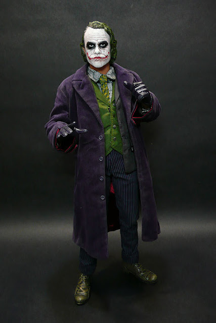 Toyhaven Hot Toys Mms Dx01 P A R S Joker Review Iv