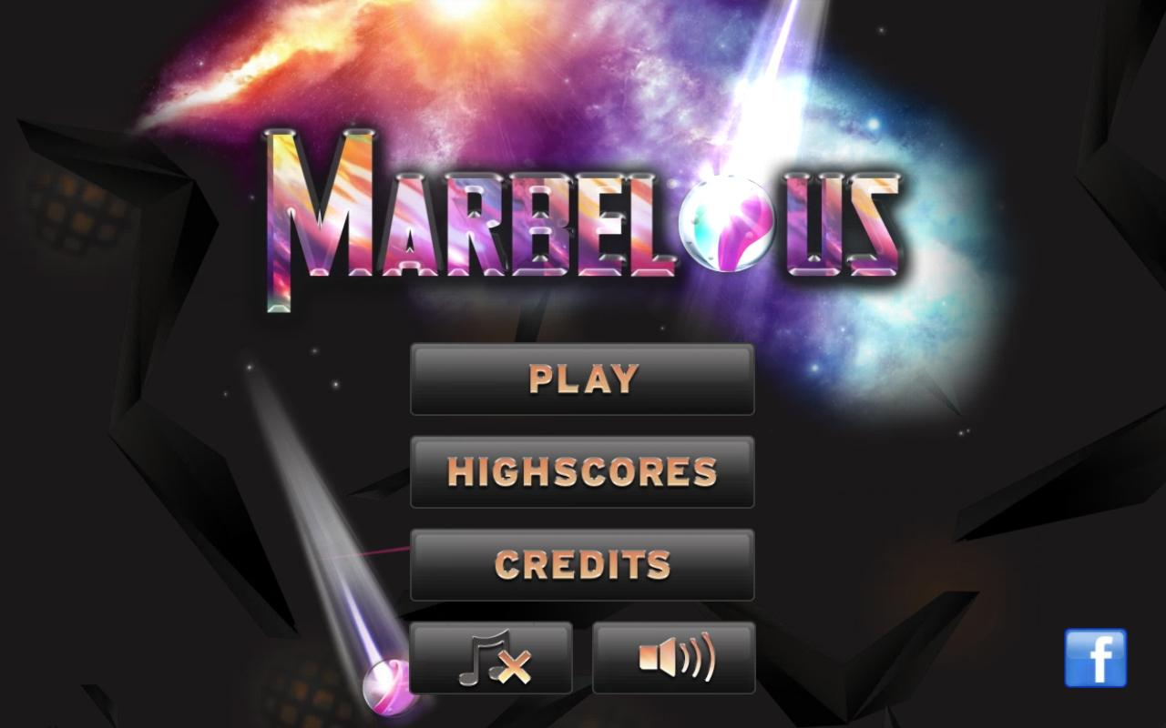 Marbelous- screenshot