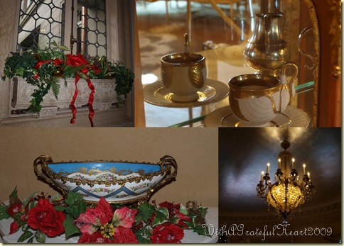 Pittock Mansion - Collage1