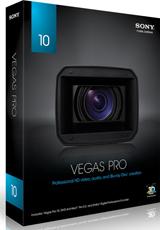 Sony Vegas PRO – Editor de vídeo profissional