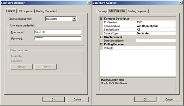 BizTalk blog: Insert, Update, Delete, Select operation on