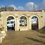 Ingang van Stad van David