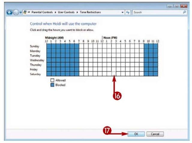PARENTAL CONTROLS: Set Windows Vista Parental Controls