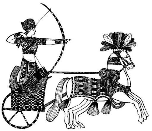 Buto Tell El Faraun To Chariots