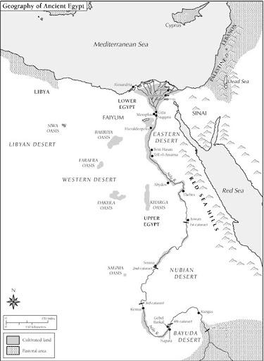 New Kingdom 1550 1070 B C E To Predynastic Period
