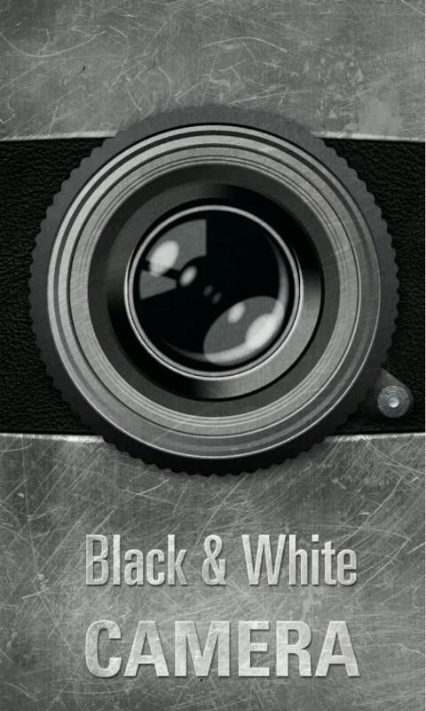 Black and White Camera PRO- screenshot