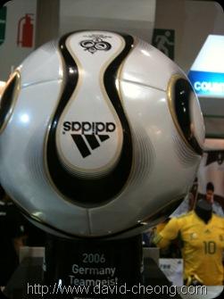 Adidas Teamgeist - World cup Germany 2006