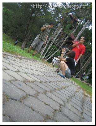 Photo Shoting session in Taman Petanian