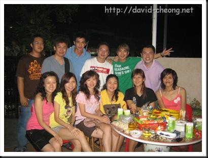 Year 2007 gathering