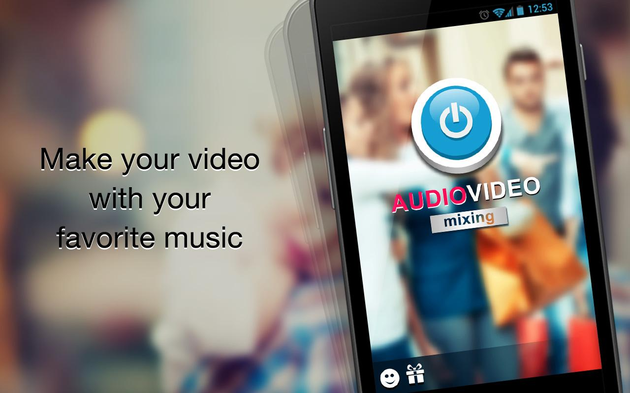 Add audio to video android apps on google play add audio to video screenshot ccuart Gallery