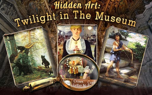 Hidden Art: Twilight at Museum- screenshot thumbnail