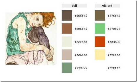 color palette2322