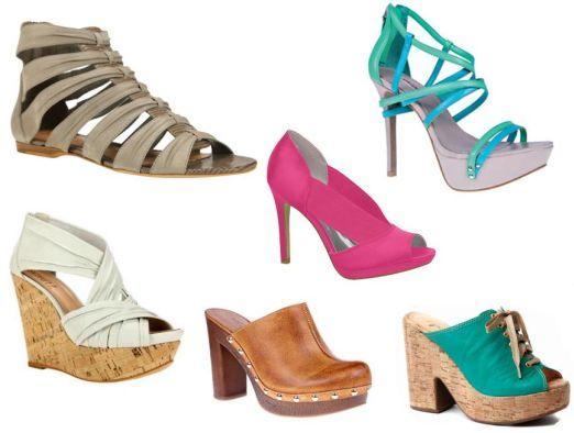 92b915321 moda de verão é inverno  escolha de sapato!