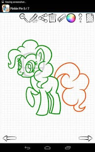 Game Learn to Draw Little Pony APK for Windows Phone