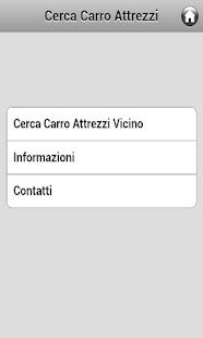 Cerca Carro Attrezzi - screenshot thumbnail