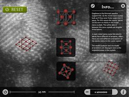 Screenshot of Graphene Virtual Microscope