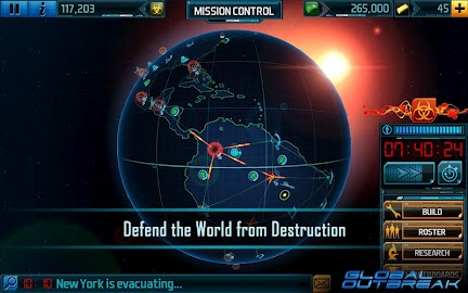 Global Outbreak Screenshot 3