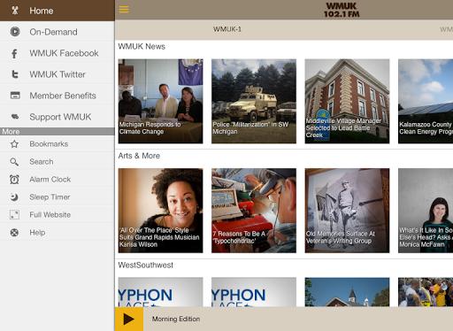 玩音樂App|WMUK Public Radio App免費|APP試玩