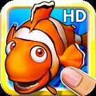 Meerestiere Puzzle Spiele HD icon