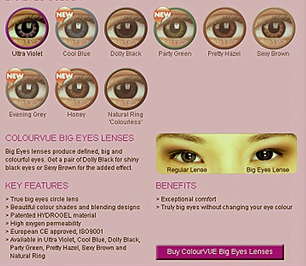 Black eye color meaning