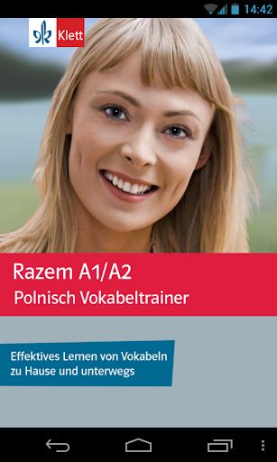 Klett Razem A1 A2 Polnisch