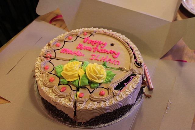 Siamese Birthday Cake