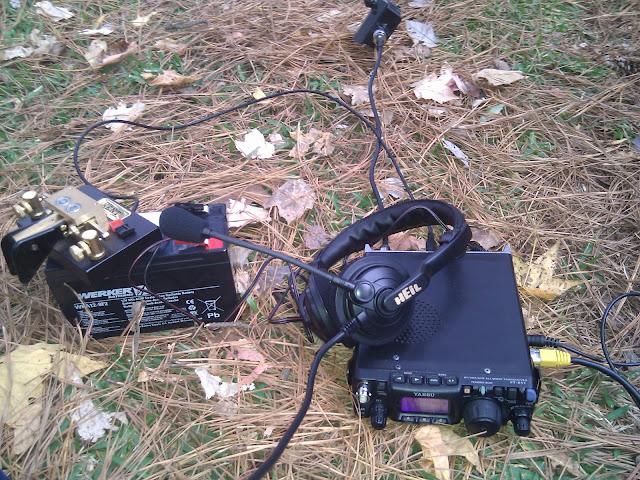 "Pursuing the perfect ""portable"" ham radio setup @ iBanjo"