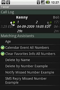 Call Log Assistant- screenshot thumbnail