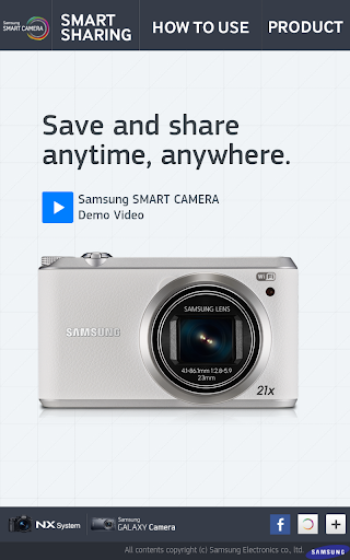Samsung SMART CAMERA LEARN