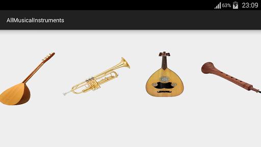 公共的乐器