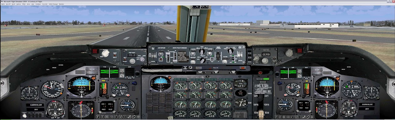 Fsx 737 200 Panel