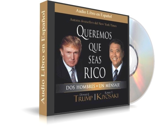 Queremos Que Seas Rico Audio Libro (mp3) Voz Humana
