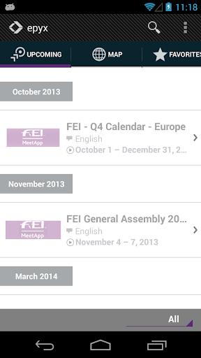 epyx events