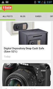 1Sale.com- screenshot thumbnail