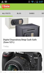 1Sale.com- screenshot thumbnail