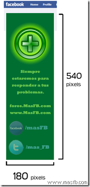 Perfil de Pagina Facebook por MasFB