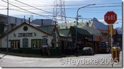 Ushuaia Argentina - Bar Ideal