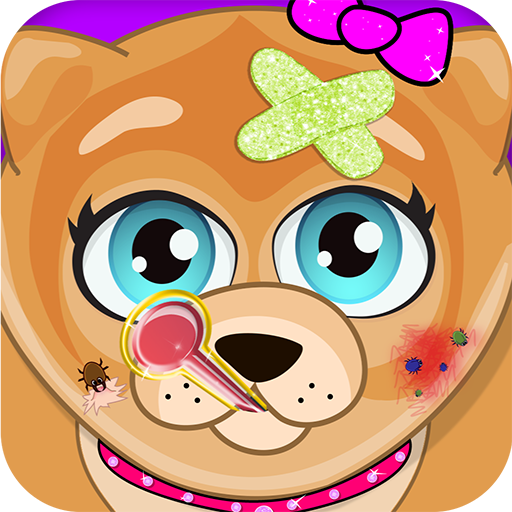 Celebrity Pet Vet Doctor Kitty & Puppy Animal Pets Android APK Download Free By Detention Apps