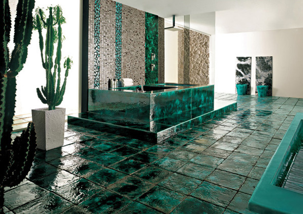 25 Amazing Italian Bathroom Tile Designs Ideas And Pictures: Home Design: Amazing Bathroom Design