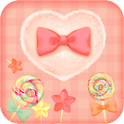 Kakaotalk theme-Candy Luv U icon