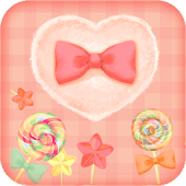 Kakaotalk theme-Candy Luv U