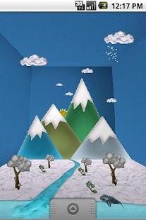 Magic 3DBox Live Wallpaper- screenshot thumbnail