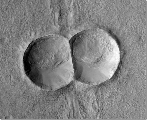Mars-double-crater