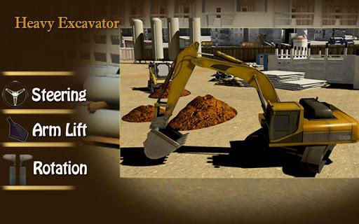 【免費模擬App】重型挖掘机3D模拟器3-APP點子